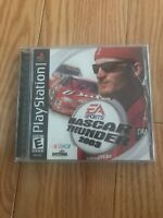 NASCAR Thunder 2003 (Sony PlayStation 1, 2002) Complete