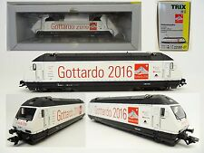 TRIX H0 22391 01 E-Lok SBB 460 Gottardo 2016 Limitiert mfx+Sound OVP C2919