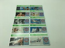 X10 OLYMPIC BT PHONECARDS COLLECTION