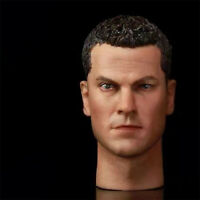 "1:6 Scale Head Sculpt- Hollywood Movie Star Head for 12"" Action Figure"
