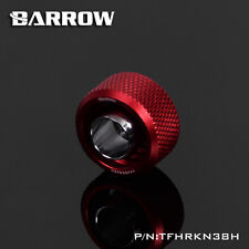 "Barrow G1/4"" 'Choice' 3/8 - 5/8 Flexible Tube Compression Fitting Red - 227"