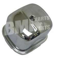Chrome Voltage Regulator Cover Bosch Style Motorcycle Harley Sportsters Custom