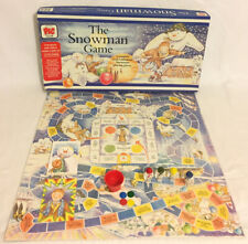The Snowman Board Game 1987 PIC 100% Complete Vintage Rare