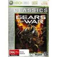 Xbox 360 : Gears Of War - Classics Edition (Xbox 360 VideoGames)