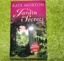 LE JARDIN des SECRETS de Kate MORTON - TBE - France Loisirs