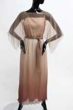 Chiffon pleated Goddess Gown