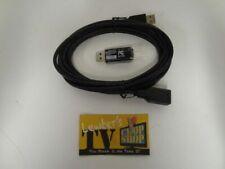 Sharp LC-65UB30U LC-55UB30U & LC-50UB30U USB IR Blaster Cable Dongle