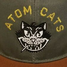 ATOM CATS! Fallout Baseball Cap Hat * NEW WITH TAG! * CultureFly Bethesda Games