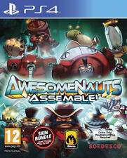 AWESOMENAUTS ASSEMBLE! PS4 BRAND NEW AND SEALED