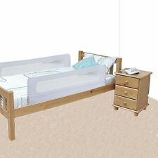 lindam easy fit blue bed guard instructions