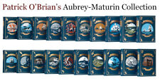 Patrick O'Brian - The Aubrey Maturin Chronicles Collection Volume 1-7 MP3 DVD