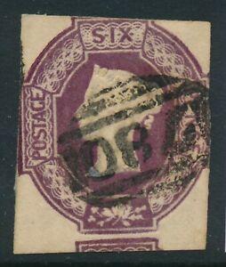 GB 1847 SG 58 fine used