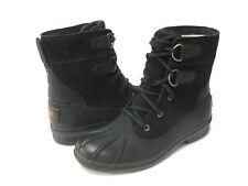 UGG AZARIA WOMEN ANKEL BOOTS WATERPROOF BLACK US 9 /UK 7.5 /EU 40