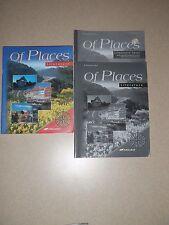 ABeka 8th Grade Of Places Literature Student Text & Test /Quiz & Teacher Key (3)