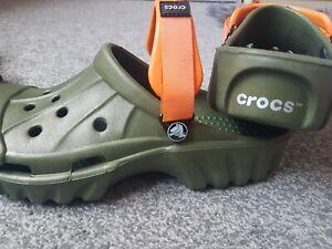 Mens Crocs Slip On Size 9 BNWT