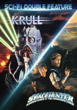 Krull / Spacehunter - Adventures in The Forbidden Zone Sci Fi Double DVD R1