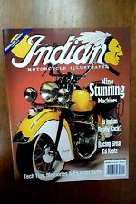 Indian Motorcycle Illustrated Magazine Issue #2 FREE SHIPPING!
