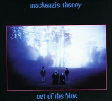 MACKENZIE THEORY OUT OF THE BLUE 1 EXTRA TRACK REMASTERED DIGIPAK CD NEW