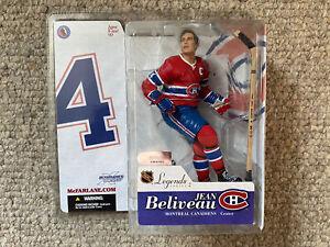 NHL McFarlane - Legends Series 1 - Jean Beliveau - Montreal Canadiens