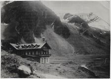 Kaprun Mooserboden Kapruner Tal Bick auf Glockner, Orig.-Photo um 1910