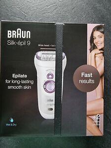 Braun Silk Epil 9 SES 9-700 Epilierer NEU