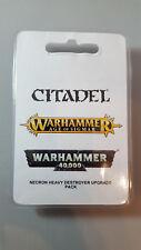 Warhammer 40k: Necron Heavy Destroyer Upgrade Pack GW Resin NIB