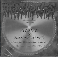 Agathocles - Alive & Mincing (Live) CD - New / Sealed (2004) Grindcore Mincecore