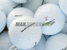 24 Titleist NXT Extreme Lake Golf Balls Pearl / A