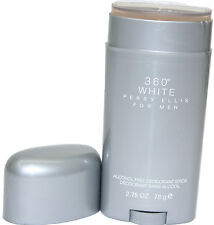360 White Deodorant Stick Unbox 2.75 Oz for Men by Perry Ellis