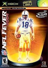 NFL Fever 2004 (Microsoft Xbox, 2003)