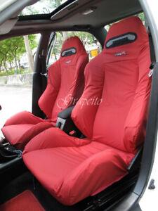 RECARO Honda Civic Type R EK9 Seat Cover Set 2 pcs