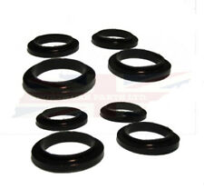 """Heavy Duty Coil Spring Poly Pad Set Triumph TR6 TR4A 1/4"""" Thicker Than Stock"""