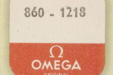 Omega 860 865 part 1218 Chaussee Cannon pinion Minutenrohr Rocchetto minuti NOS