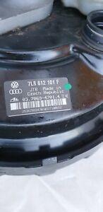 AUDI Q7 Master Brake Cylinder BRAKE SERVO MASTER 7L8611932F - ACC Compartible