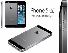Apple iPhone 5S 16GB (Space Grey) 4G / LTE- Factory Unlocked
