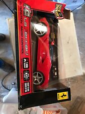 New Bright Full Function RC Chargers - La Ferrari - Red 1:12 DAMAGED BOX