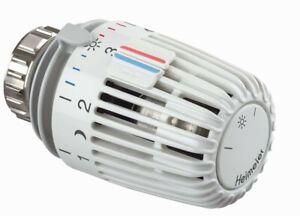 Heimeier Thermostatkopf K 6000-00.500 Thermostatventil Heizungsthermostat