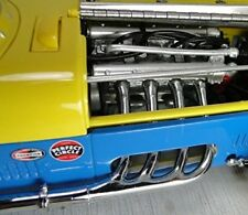 Ford Indy 500 GP F 1 Race Car Model Vintage 18 T gt40 24 43 1966 12 Metal Racer