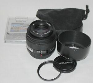Olympus Zuiko 50mm F/2 Macro ED Lens Four Thirds fit (NOT Micro Four Thirds)