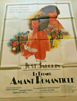 Cinema Plakat Erotik Le Letzte Lover Romantik Just Jaeckin 1978
