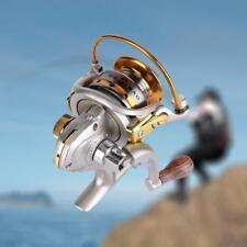 10bb Bearings Spinning Silver Reel Mini Ice Fishing Rock Lure Fishing Tackle