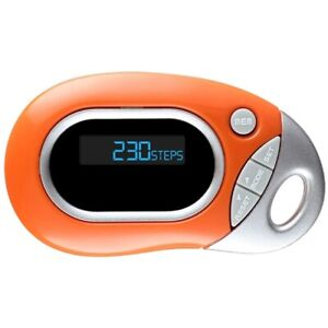 LCD Digital Exercise Step Accurate Counting Pedometer Walking Calorie Portable