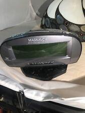 Magnavox Mcr140 Dual Alarm Clock Radio Am/Fm Mcr140/17 Big Display Tested Works