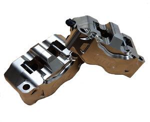HEL Billet Radial 4 Piston Front 108mm Calipers