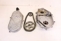 2001 01 SKI-DOO SUMMIT 800 ZX  Chain Case With Cover & Sprockets