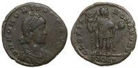 Honorius (393-3423 AD) - Æ Maiorina (Emperor). Nicomedia mint / RIC 46c