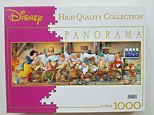Clementoni Disney Snow White 1000 Pcs Panorama Jigsaw Puzzle High Quality Coll
