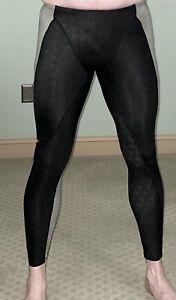 Brand New W/ Tags - Speedo Fastskin FSII Full Leg Suit Sz 34 Skinsuit Tights