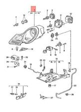 Genuine PORSCHE 911 Boxster Carrera Headlights Right 99663115807