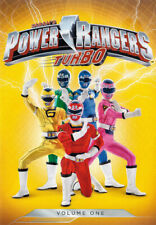 POWER RANGERS - TURBO, VOL. 1 (DVD)